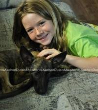 Mika and Alysha